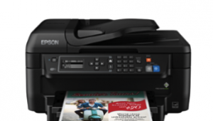 Epson WorkForce WF-2750 Wireless Printer Setup, Software & Driver