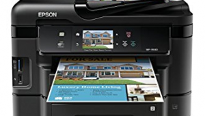 Epson WorkForce WF-3540 Wireless Printer Setup, Software & Driver