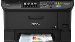 Epson workforce pro wf-6530 Wireless Printer Setup, Software & Driver