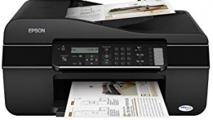Epson stylus office bx 305 Wireless Printer Setup, Software & Driver